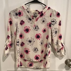 Girls Soprano Floral Top